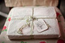 Wedding album packaging / Ideas