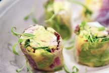 Recipes: Appetizers / Little ditties before your meal. Great for entertaining. / by Chic Galleria