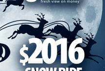 """Forex New Year Contest cash prisez! / Take part in """"Snow Ride"""" contest of FreshForex to win 20 cash prizes that you can withdraw!"""