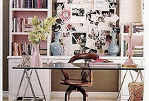 Kim's office  / by Kimberly