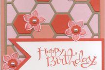 Birthday Cards / Birthday cards I want to make