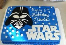 cakes star wars easy