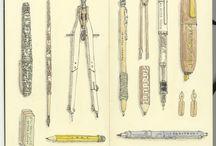 {illustrations} / by zoë wilson