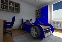 Furniture for children/Мебель для детской
