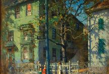 Street Scenes - Art History
