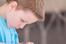 writing / ideas to help kids write