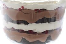 Shortcakes, Trifles & Desserts