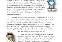 teacher letters