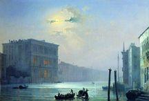 VENEZIA / Venezia ieri e oggi - Venezia nella pittura