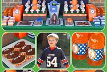 Tailgate/Superbowl Party Ideas / by K.