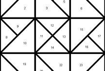 amparo / ideas patchwork