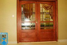 Drzwi stylizowane / Drzwi stylizowane wykonywane w naszej stolarni pkzwawel.pl