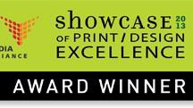 VMA 2013 Showcase of Print/Design Excellence Awards