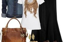 Fashion / Clothes, shoes, Colors, idees