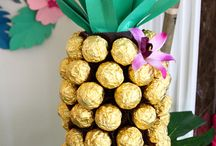 Pineapple/Tropical Party Ideas