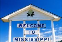 Mississippi / by Elizabeth Peninger