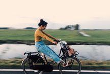 girls who ride bikes