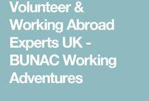 work and volunteering