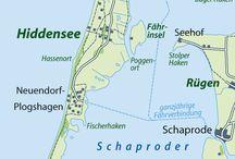 Reisen: Hiddensee