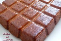 Gâteaux / Au carambar