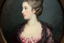 1760s hair