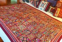 Tribal textiles from India-Quilts