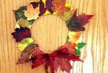 Creatie herfst