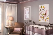 Nursery  / Fun inspiration and Decorating ideas for my future baybays' rooms :D