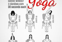 Physique seated yoga