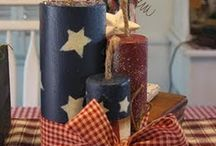 decorating- 4th of July / by Renee Ramos