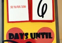 Disney World Countdown Calendars
