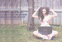Blogging / A-Z Blogging