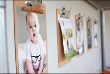 HOME: photo display ideas