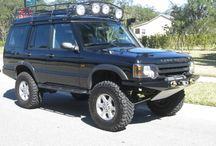 Land Rover Discovery II / O Land Rover Discovery II