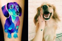 For the Love of Dogs and Tattoos / Dogs and tattoos