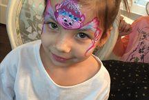 Face Painting Disney Theme Ideas