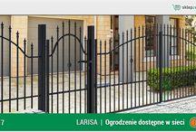 Ogrodzenie klasyczne LARISA