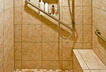 Bathroom upgrade / by Susan Crump