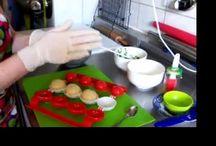 Kitchen / cook food