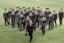 Korea soccer team