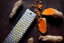 Food - spices - turmeric