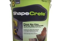 Where to Buy ShapeCrete / Places you can purchase ShapeCrete mix online, with some offering free shipping to store and/or home!