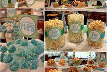 She's about to pop!! Baby Shower theme / by Jen Chen