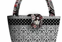 Quilted bags and totes
