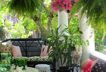 backyard ideas / by Leslie Krajmalnik