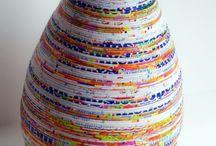 feitos de papel