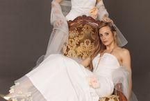 Happy weddings / Come rinunciare ad un abito creato solo per te? L'unico abito solo tuo, che esprime il tuo stile e valorizza la tua immagine . Per info   www.Sartorialauramode.