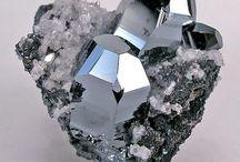 Cristales, piedras naturales