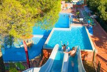 Cote d'Azur's Favourite Holiday Parks / Al Fresco Holidays offer fantastic family mobile home holidays, check out our collection of parks in Cote d'Azur.