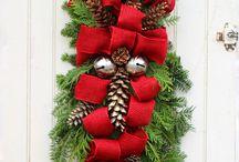 Christmas / Decorations, Christmas table& house
